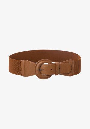 Belt - almond