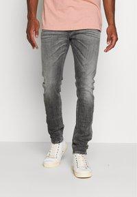 Diesel - TEPPHAR-X - Jeans Skinny Fit - black denim - 0