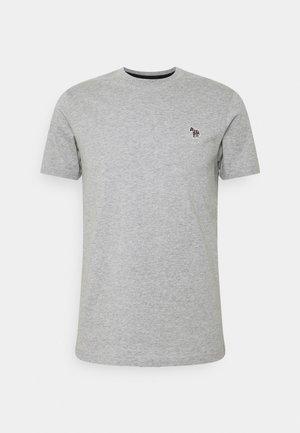 ZEBRA UNISEX - T-shirt - bas - mottled grey