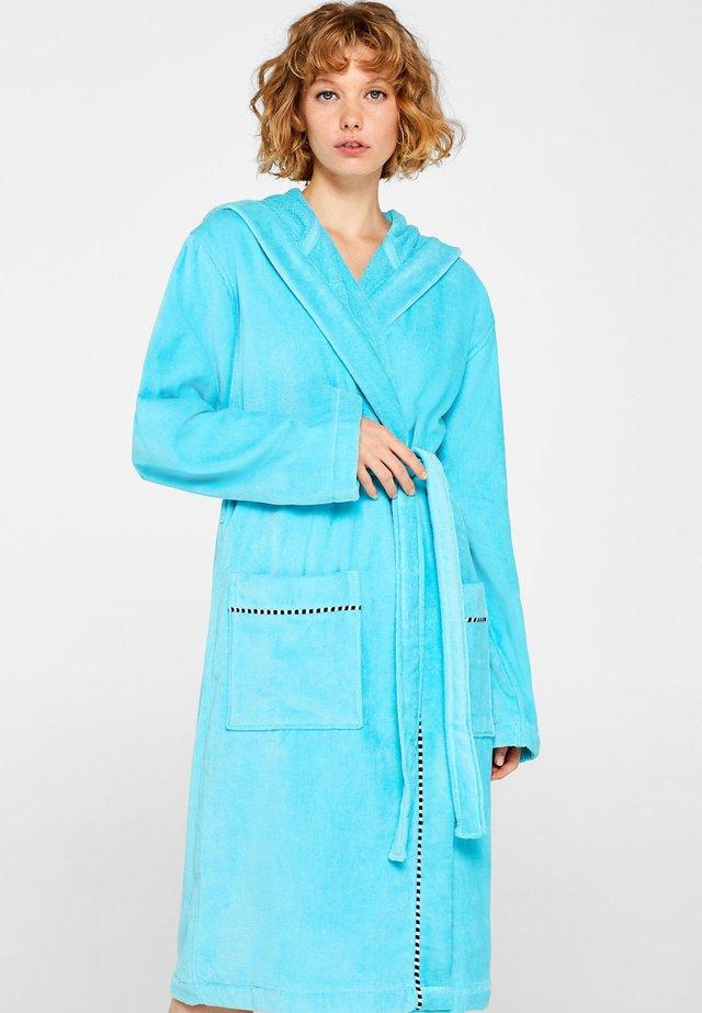 Badjas - turquoise