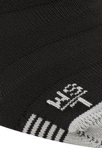 adidas Performance - CLIMACOOL TECHFIT FOOTBALL KNEE SOCKS - Knee high socks - black/white - 1