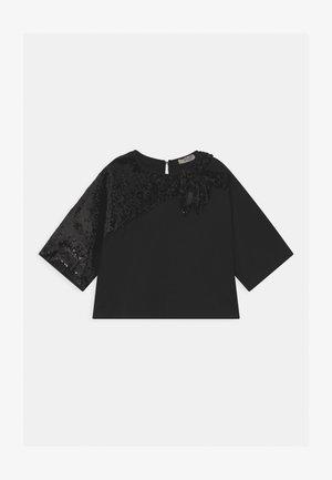 MAGLIETTA - Print T-shirt - black