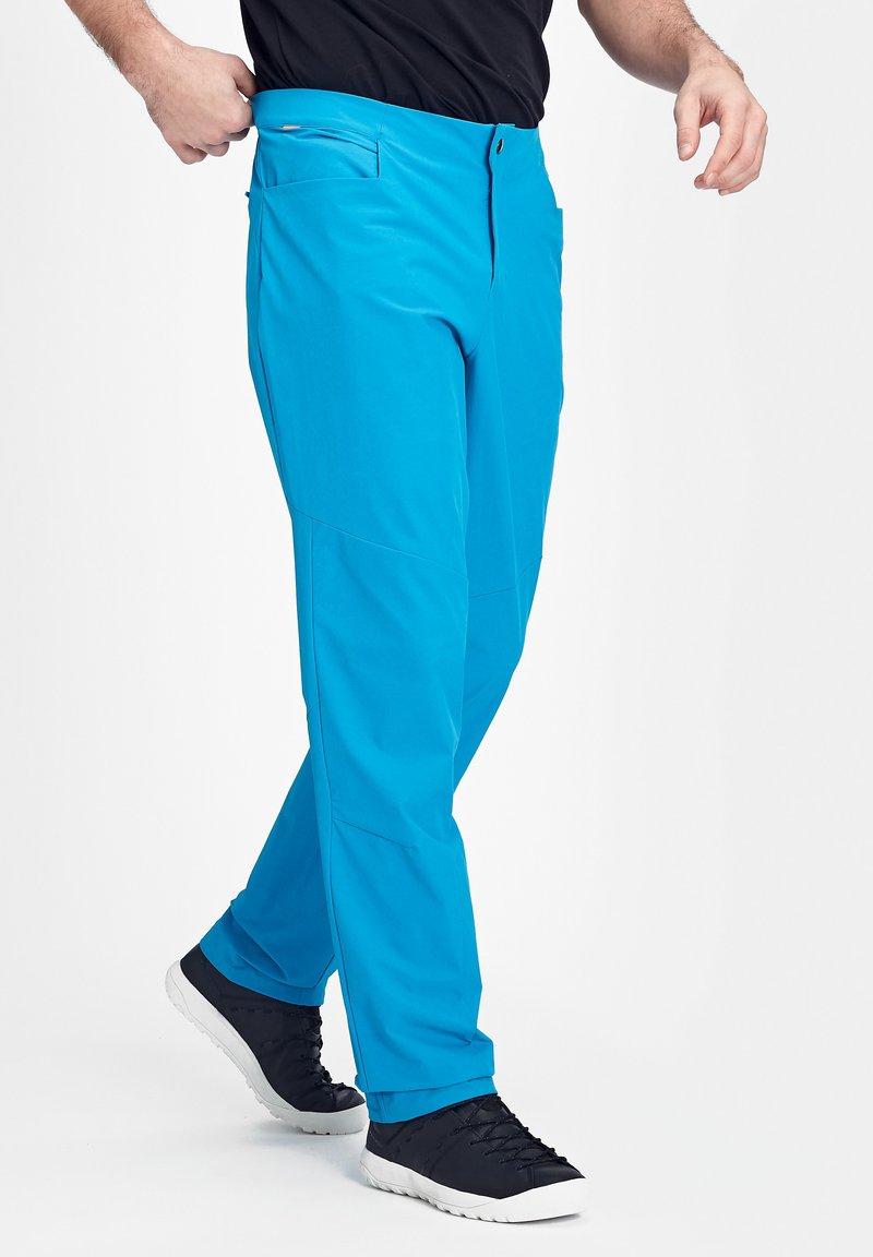 Mammut - MASSONE - Outdoor trousers - gentian