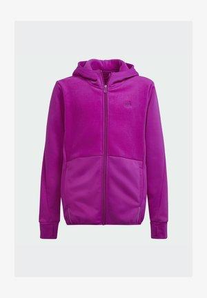 FL TTOP  - Zip-up sweatshirt - pink