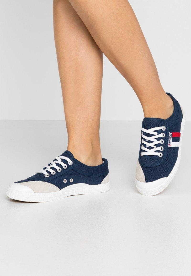 Kawasaki - RETRO - Sneakers basse - navy
