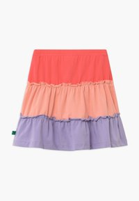 Fred's World by GREEN COTTON - ALFA LAYER - A-line skirt - coral - 1