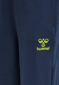 Hummel - LEAD FOOTBALL - Trousers - dark denim - 3