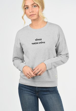 AURELIE - Sweatshirt - light grey