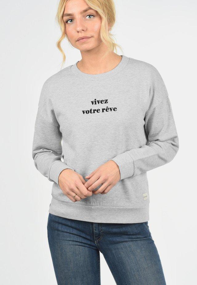 AURELIE - Sweater - light grey