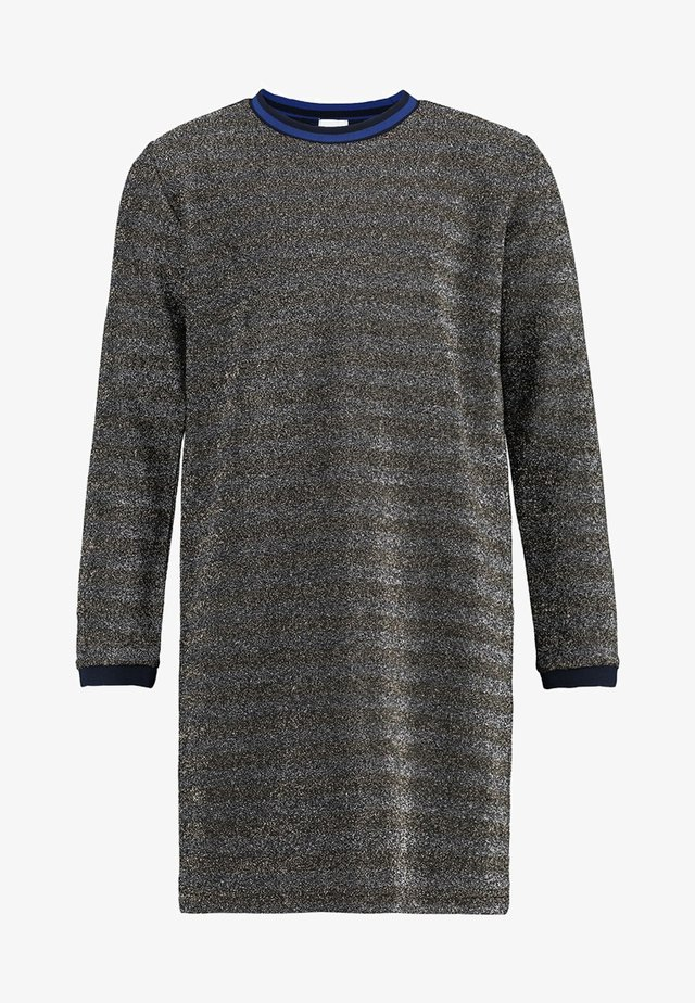 Jumper dress - silver