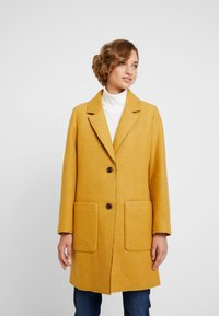 edc by Esprit - Classic coat - amber yellow - 0
