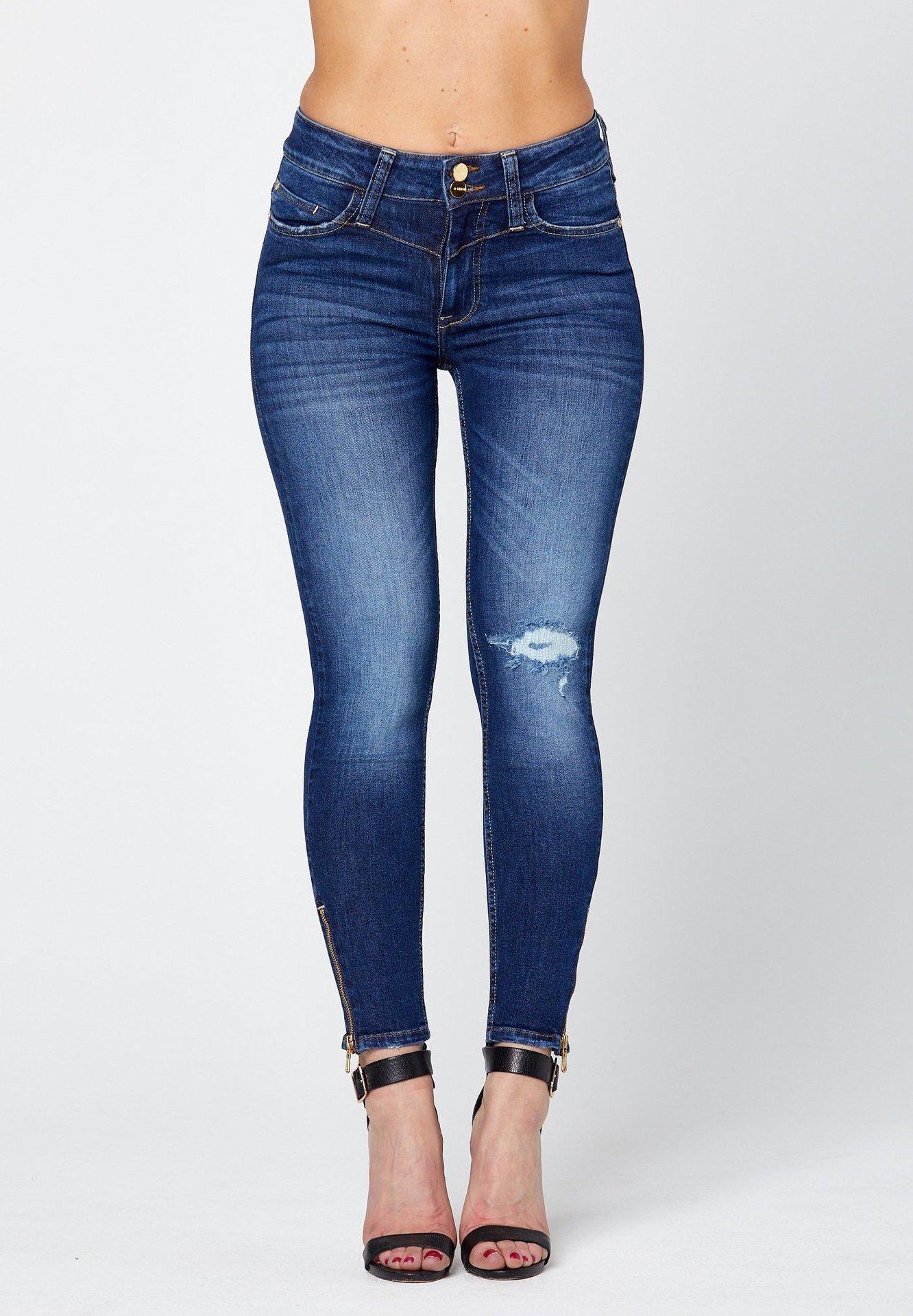 Damen O-SWEE  - Jeans Skinny Fit