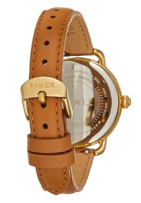 Timex - Watch - gold-coloured/camel - 2