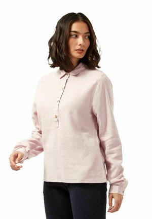 Blouse - brushed lilac