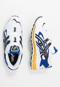ASICS SportStyle - GEL-KAYANO 5 360 - Trainers - white/black - 4
