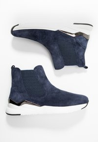 Gabor - Ankle boots - marine - 3