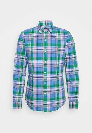 OXFORD - Shirt - blue/pink