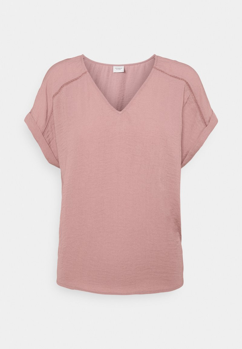 JDY - JDYRACHEL - Basic T-shirt - wood rose