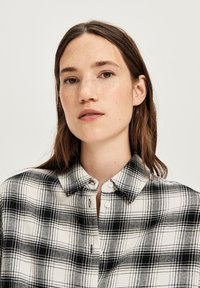 Opus - Button-down blouse - off white - 2