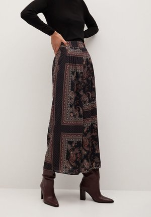 AREV - Kalhoty - schwarz