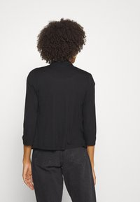 Opus - DAILY - Cardigan - black - 2