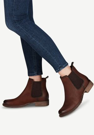 CHELSEA  - Ankle boots - mahogany