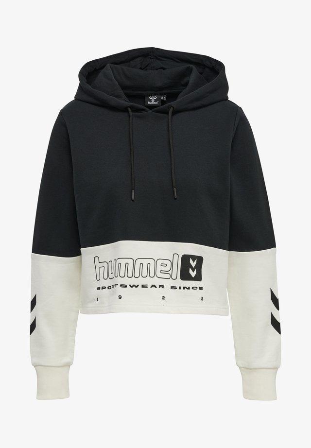 HMLLGC - Hoodie - black