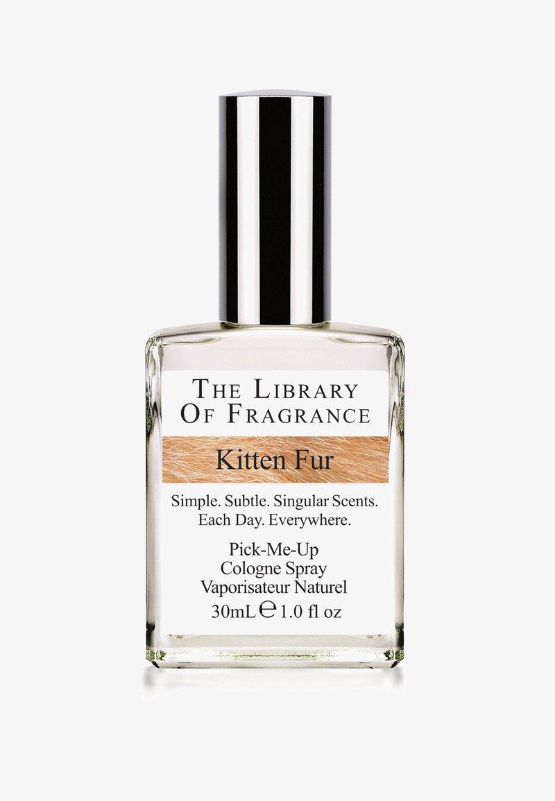 The Library of Fragrance - EAU DE COLOGNE - Eau de Cologne - kitten fur