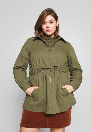 XBILLIE INDOOR JACKET - Summer jacket - ivy green