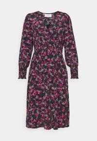 Wallis Petite - DITSY DRESS - Day dress - black - 0