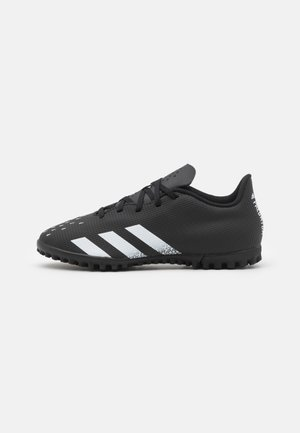 PREDATOR FREAK .4 TF - Astro turf trainers - core black/footwear white