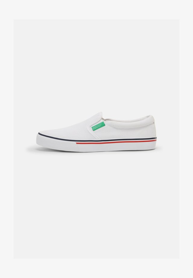 PIPER - Sneakers basse - white