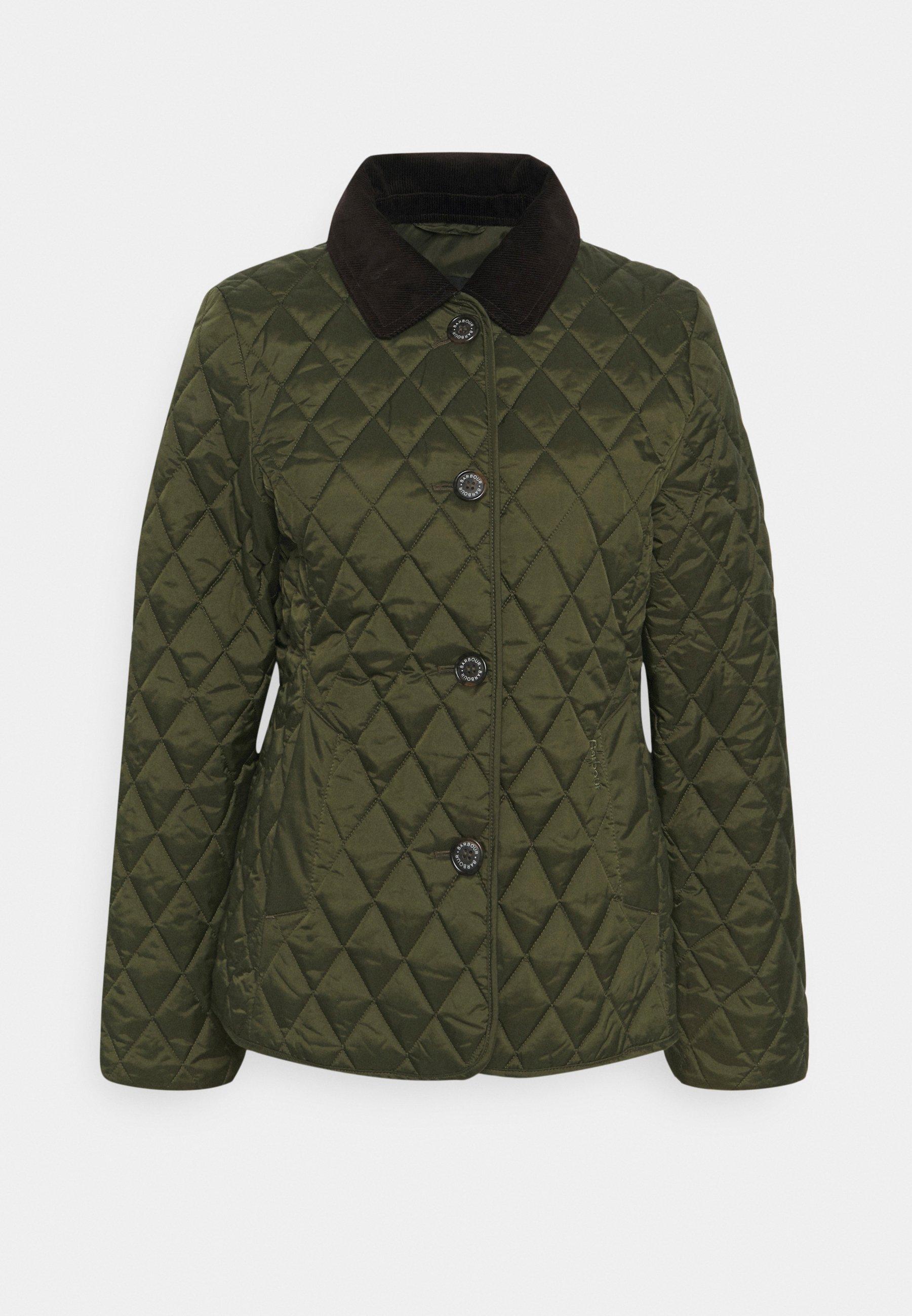 Women OMBERLSEY QUILT - Light jacket
