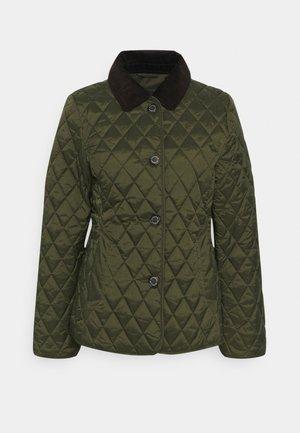 OMBERLSEY QUILT - Light jacket - olive