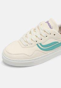 Genesis - SOLEY UNISEX  - Sneakers basse - white/inkblue/purple - 6
