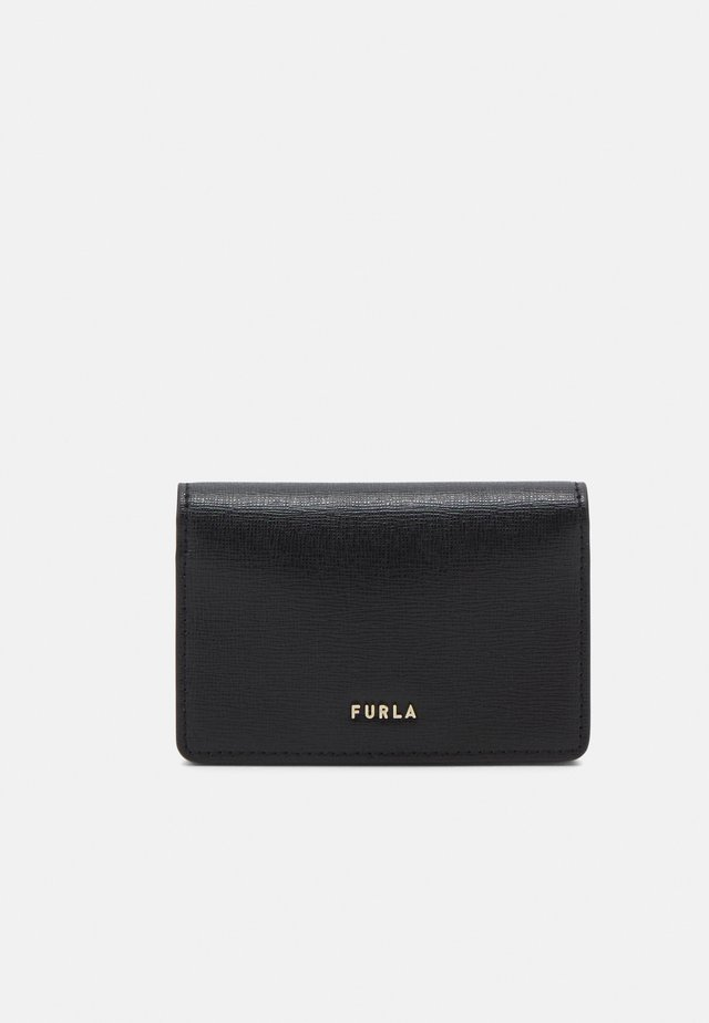 FURLA BABYLON CARD CASE - Portefeuille - nero