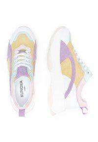 KUNOKA - UGLY - Sneakers laag - olive - 1