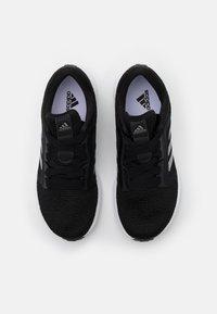 adidas Performance - EDGE LUX 4 BOUNCE SPORTS RUNNING SHOES - Zapatillas de running neutras - core black/silver metallic/footwear white - 3