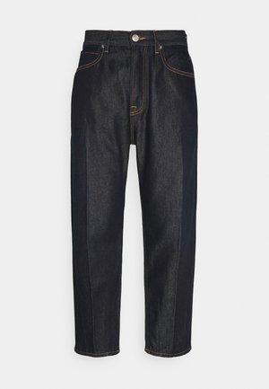 SUPER WIDE PYRITE - Jeans fuselé - dark-blue denim