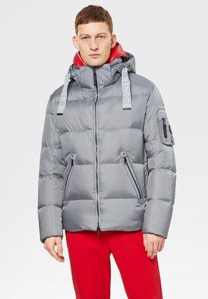 JAMY - Down jacket - hellgrau