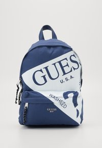 Guess - DEVIN BACKPACK - Rugzak - blue - 0
