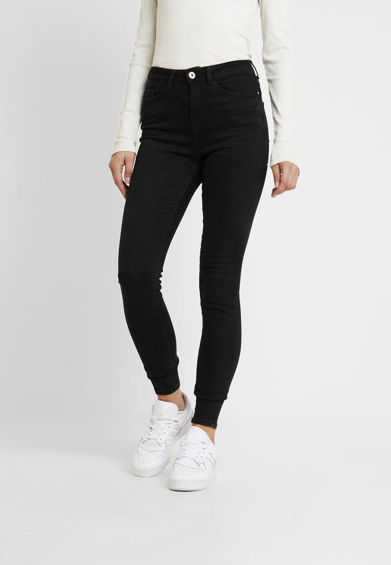Noisy May - Jeans Skinny Fit - black denim