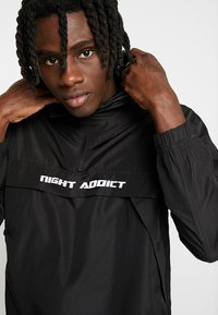 Night Addict - PRIME - Windbreaker - black - 4