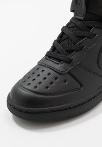 Nike Sportswear - COURT BOROUGH MID 2 BOOT - Sneakers hoog - black - 2