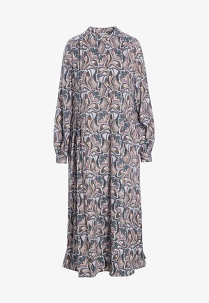BERTHA - Maxi dress - trellis blue