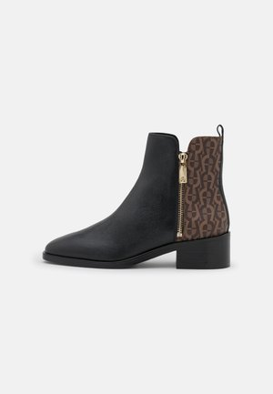 CAMILLA  - Kotníkové boty - black/fango