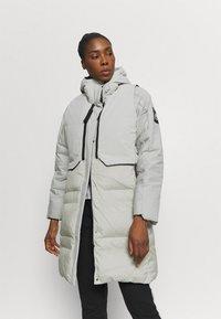adidas Performance - MYSHELTER URBAN COLD - Doudoune - metgry/white - 0