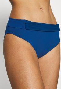 LOU Lingerie - ANTIBES SLIP - Bikini bottoms - blue azure - 4