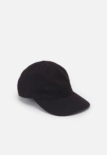 UNISEX - Lippalakki - black