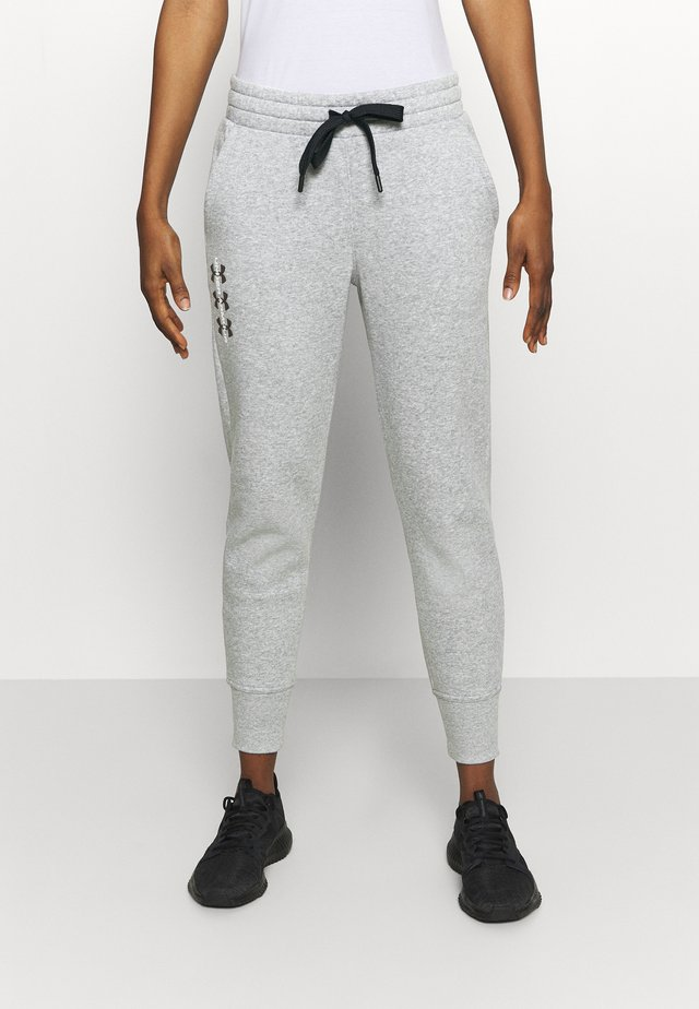 RIVAL PANTS - Pantaloni sportivi - steel medium heather